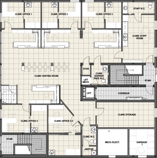 235 UNI FLOOR PLAN