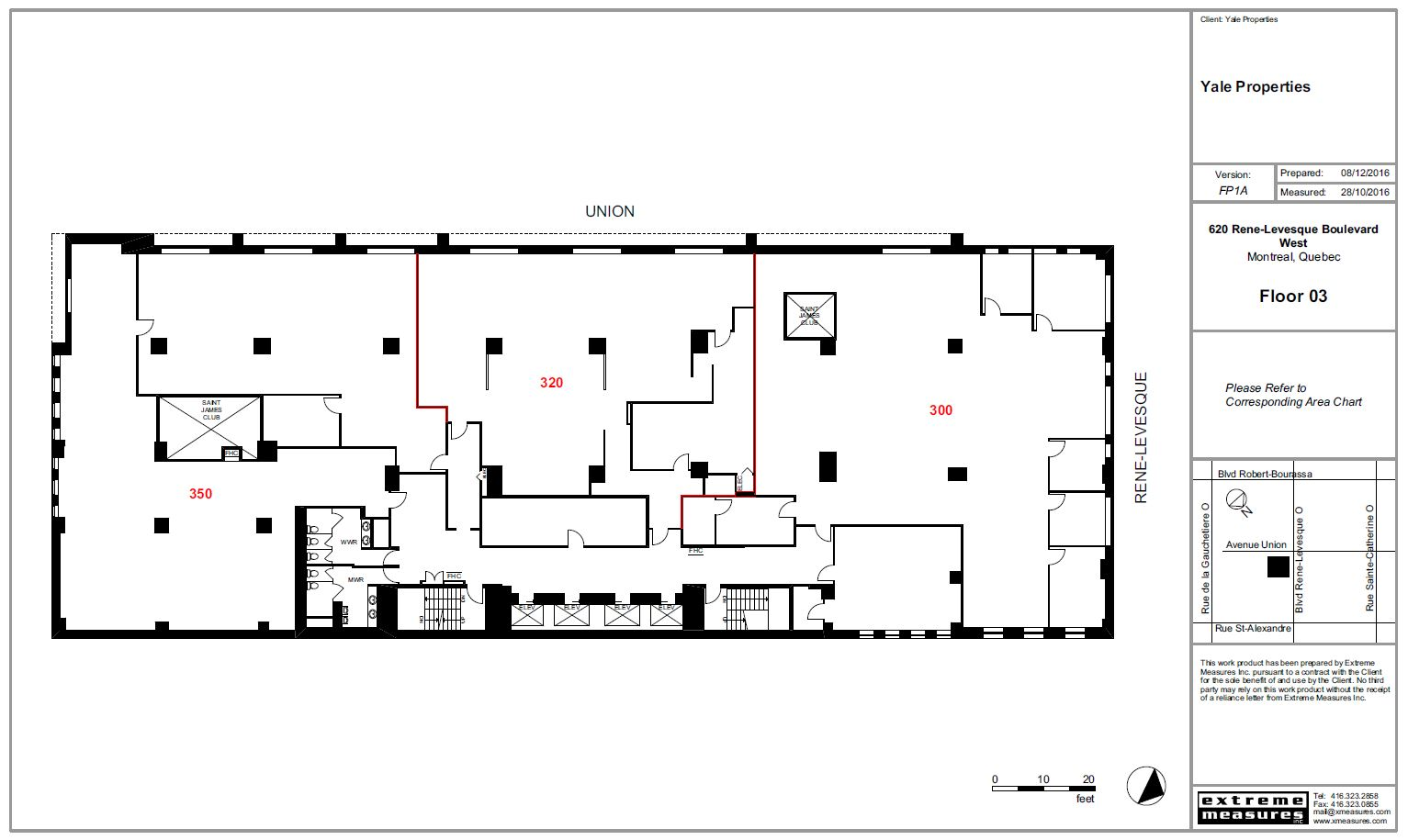 620 RL 3RD F FLOOR PLAN